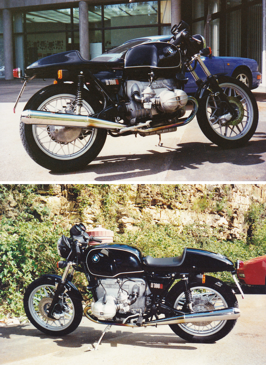 BMW R100R Cafe RacerV2