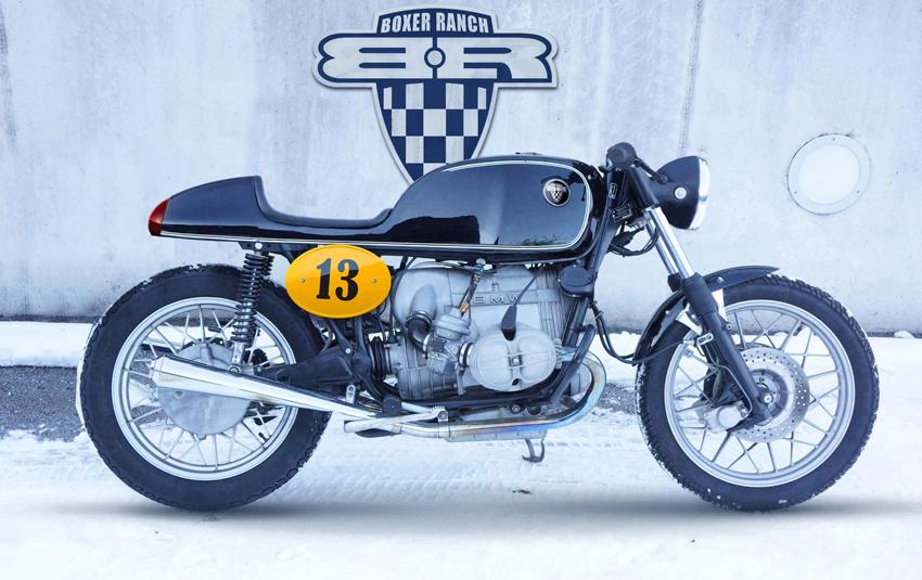 cafe racer BMW 04BR